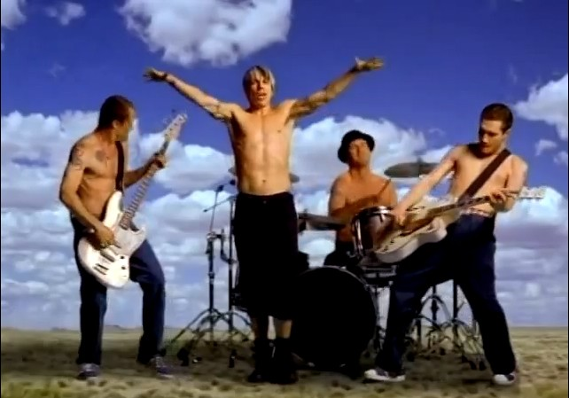 Red-Hot-Chili-Peppers-Californication-Music-Video-and-Lyrics